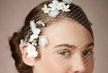 Hair accessories / by Katie Martin