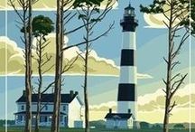 Outer Banks Knick-Knacks / Magnets, Bags, Mugs, Jewelry and all of the OBX swag that you can handle