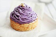 cupcakes / Beautiful artful cupcakes