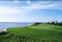 Golfing on the Outer Banks / Enjoy 18 holes of bliss on any of The Outer Banks' amazing golf courses.