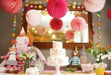 Kids' Parties  / Inspiration for your little one's next bash!