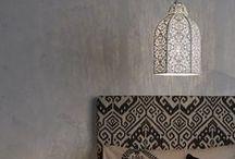 Moroccan Inspiration / Moroccan inspired interiors, homeware etc