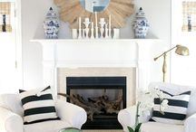 Fire Places & Mantelpieces / Creative ideas for your hearths and mantelpieces