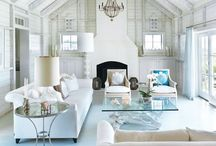 Hamptons Style / Hamptons style is ever popular, a board full of Hamptons style rooms, products and soft furnishing