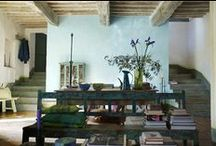 Italian Style - Interiors, Exteriors / Everything Italian in style that could enhance the interior or exterior of a home