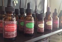 Aromatherapy / Aromatherapy - the use of pure Essential Oils for health and well-being.. come explore the magic of natural scent!