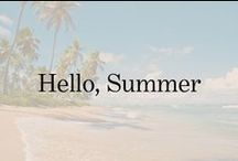 Hello, Summer / Everything for sunny days and romantic nights. / by Soma Intimates