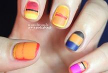 Tips&Toes / Mani/Pedi Inspiration  / by ℓαяιту ѕтуℓє'ѕ ©