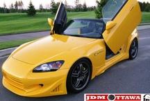 JDM & USDM Body Kits / JDM & USDM Body Kits, Honda, Nissan, Toyota, Mazda, Subaru, and Mitsubishi. @JDM-Ottawa