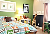 B's new room - ideas & inspirations