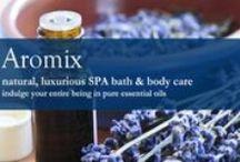 Aromix -SPA Bath and Body / Luxury Spa Bath & Body Care