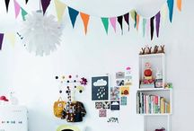childrens Decor / Inspiring ideas for childrens bedrooms/playrooms
