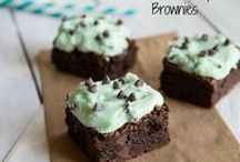 Brownies / Brownie baking, recipes of all kinds of brownies