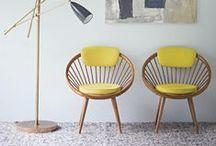 Mid Century Design/Interiors