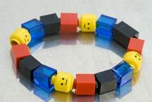 Lots of Legos / It's a toy!  It's an art form! It makes movies and crafts! Nothing releases one's inner child and artist like LEGO blocks. www.thebrickpile.com / by Dara