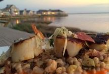 Outer Banks Seafood and Recipes / Some of our favorite seafood spots, and recipes for you to try in your OBX rental!