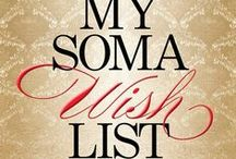#MySomaWishList / Congratulations to our winners! #LoveSoma / by Soma Intimates