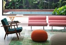 interior |living / great spaces for hanging out / by Housescaping