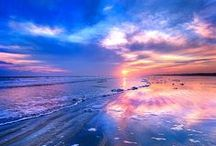 Outer Banks Sunrise/Sunset / One of the beauties of the Outer Banks is its gorgeous sunrises and sunsets!