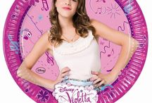 Violetta's party On Web