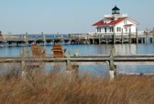 Outer Banks Top Sights / Wondering what to see when you're in OBX? Here are a few of our favorite things!