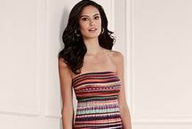 Dress Beautifully / Soma Dress Beautifully Sweepstakes - Enter for your chance to win 1 of 5 Soma dresses! Details: http://somaint.co/vFsR / by Soma Intimates