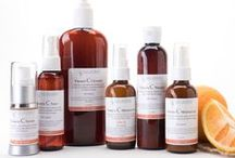 Vitamin C SkinCare / We're very excited to announce the arrival of 5 new family members to join our lonesome love child Vitamin C Serum.  Introducing our newest Vitamin C  Cleanser Sprayable Toner Treatment Masque Day time SPF 30 Moisturizer Night Time Moisturizer  http://www.rdalchemy.com/collections/vitamin-c-skincare