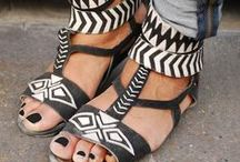 Boho Shoe Wishlist