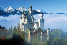 I Want to Live in a Castle / by Jennifer Schorr