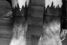 Tattoos / by Kourtney Saxton