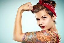 Ink. / Tattoos / by Erin Gazzillo
