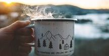 Morning / coffee, fresh air, quiet, peaceful, morning, mornings, pillow, bed, blanket, breakfast, cup of coffee, sleep, sleeping