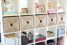 Sewing and crafting rooms / by Sydnee Watson