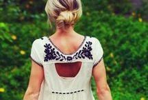 CLOTHES + SHOES / by Lisa Senn