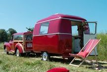 Cool Caravans / Looking to upgrade your home-on-wheels, or are just tickled pink by quirky caravans? Join the caravan club and check out some of Pitchup.com's favourites from around the web.  / by Pitchup.com
