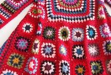 Crochet Scarf, Shawl & Sweater / by Robin Sanchez