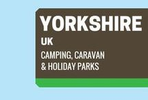 UK Yorkshire Sites / North, east, south west - no matter where you stay in Yorkshire, you're guaranteed beautiful views, gorgeous glamping and plenty of family-friendly activities. Check out Pitchup.com's selection of camping & caravanning sites or holiday parks in Yorkshire.     / by Pitchup.com