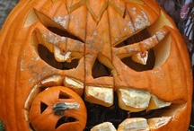 Time for Fall / Halloween and Thanksgiving / by Derrick Minor