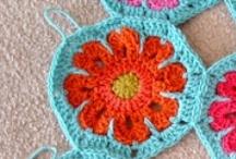 Crochet Afghans & Pillows / by Robin Sanchez