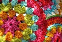 Crochet Doily & Mandala & Potholders