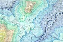 Cartography / by Jennifer Schorr