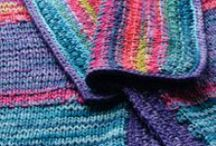Knit cardigans and sweaters