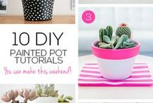 Crafts / Tips for around the house and lovely looking things to make
