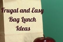 Kids Lunch / by Amiyrah @ 4 Hats and Frugal