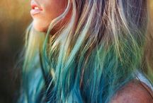 Hair / Hair styles, colors and more