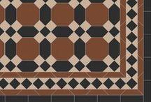 Little Gothic Cottage Tile
