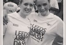 Leeds Abbey Dash 2013 / Highlights from this years Leeds Abbey Dash 2013! 12,000 runners took part in our 10k run!  / by Age UK