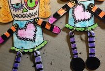 My Own Funky Jewelry Designs / All kinds of themed things designed to make you smile