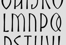 GRAPHICS + LABELS / by Lisa Senn