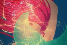 Mermaid dreaming / Little mermaid and Disney related stuff / by Kourtney Saxton